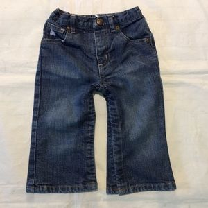 Gap Stretch Cotton-Lined Jeans 12-18 M